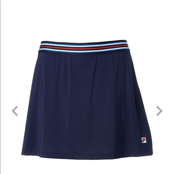 Fila Pants - Athletic Fila Blue Skort
